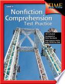 Nonfiction Comprehension Test Practice  Level 4