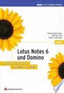 Lotus Notes 6 und Domino