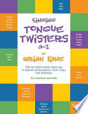 Book Singing Tongue Twisters A Z
