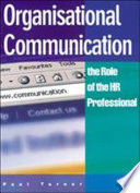 Organisational Communication: The Role of the HR Professional