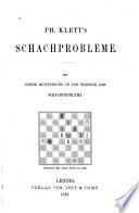 Schachprobleme