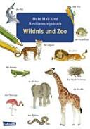 Mein Mal  und Bestimmungsbuch   Wildnis und Zoo