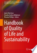 Handbook Of Quality Of Life And Sustainability