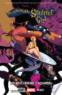 The Unbeatable Squirrel Girl Vol  8