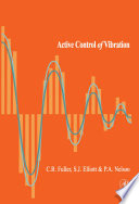 Active Control Of Vibration book
