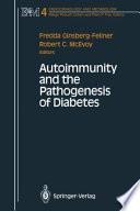 Autoimmunity And The Pathogenesis Of Diabetes book
