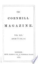 The Cornhill Magazine  Vol  XIX  January to June  1869