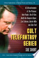 Cult Telefantasy Series