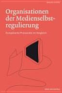 Organisationen der Medienselbstregulierung