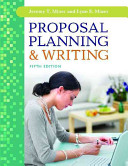 Proposal Planning   Writing