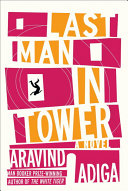 Last Man in Tower Book