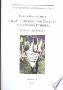 Islamic History And Culture In Southern Ethiopia