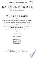 Algemeene Nederlandsche encyclopedie voor den beschaafden stand