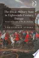 The Fiscal military State in Eighteenth century Europe