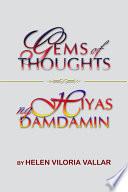 Gems of Thoughts   Hiyas Ng Damdamin