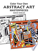 Color Your Own Abstract Art Masterpieces