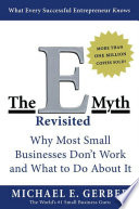 The E Myth Revisited book