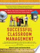 Successful Classroom Management
