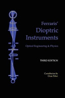 Dioptric Instruments   Optical Engineering and Physics