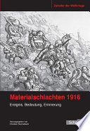 Materialschlachten 1916