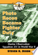 Photo Recon Became Fighter Duty