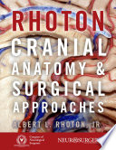 Rhoton S Cranial Anatomy And Surgical Approaches