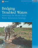 Bridging Troubled Waters To Adequate Water Resources And It
