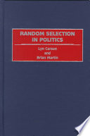 Random Selection in Politics