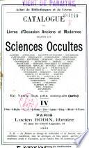 Catalogue de libraires