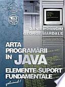 Arta Programarii in Java   Elemente Suport Fundamentale