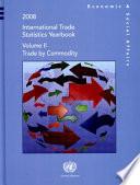 2008 International Trade Statistics Yearbook