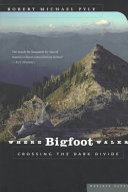 Where Bigfoot Walks