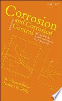 Corrosion and Corrosion Control