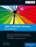 SAP S/4HANA Finance: An Introduction