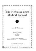 The Nebraska State Medical Journal book