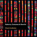 Patterns, Costumes & Stencils