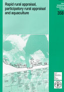 Rapid Rural Appraisal, Participatory Rural Appraisal and Aquaculture