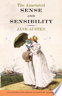 The Annotated Sense and Sensibility Book PDF