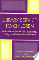 Library Service to Children