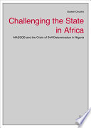 Challenging the State in Africa