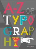A Z of Typography