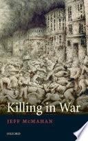 Killing in War
