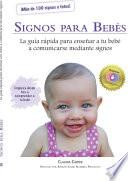 Signos para Beb  s  Babysigns    La gu  a r  pida para ense  ar a tu beb   a comunicarse mediante signos