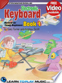 Electronic Keyboard Lessons For Kids Book 1