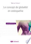 illustration Le concept de globalité en ostéopathie