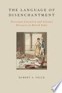 The Language of Disenchantment