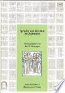 Sprache und Identität im Judentum