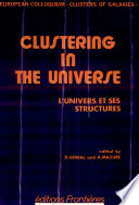 Clustering in the Universe