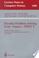 Parallel Problem Solving from Nature   PPSN V