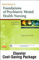 Varcarolis  Foundations of Psychiatric Mental Health Nursing and Elsevier Adaptive Quizzing Package